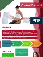 Control Prenatal - GPC Colombia