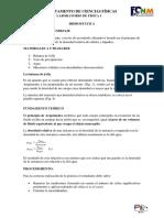HIDROSTÁTICA PRÁCTICA DE LABORATORIO