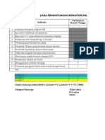 Simulasi IKS Manual