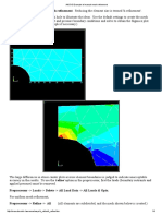 ANSYS Example of Manual Mesh Refinement