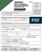 PriSecHlthDEO Form