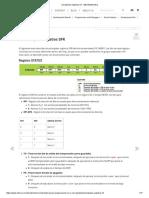 Principales Registros Sfr MikroElektronika