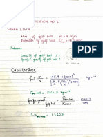 Solution of Assignment 1