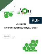 2017 Lgaiom Sarcomi e Gist