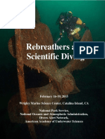 Rebreathers and Scientific Diving Proceedings 2016