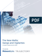 The New Mafia - A Guide to Cybercrime for CEOs