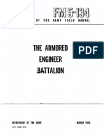 FM5-134 The Armored Engineer Battalion 1954