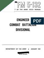 FM5-132 Engineer Combat Battalion Divisional