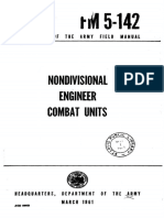 FM5-142 Nonivisional Engineer Combat Units