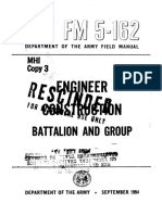 FM5-162 Engineer Construction Battalion and Group 1954