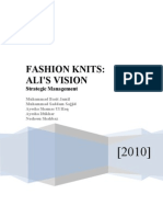 Fashion Knits Ali Vision