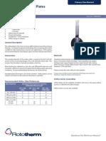 measurement of orifices