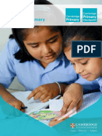 122974 Cambridge Primary Brochure