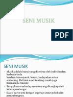 Seni Musik XI