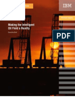 IBM Oil | Integrated Framework Makes Intelligent Oil Field a Reality
