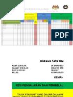 Template Pelaporan Bahasa Iban T4