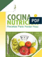 COCINA & NUTRICION Recetas para perder peso.pdf