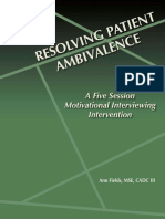 2006 - Resolving patient ambivalence - Ann Fields.pdf
