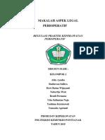 Makalah Aspek Legal Perioperati1