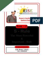 13. S - Rule..pdf