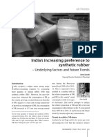 Synthetic Rubber in India