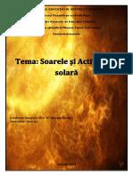 Proiect Astronomie Full