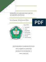 Kelompok 1 Laporan RS praktikum rs laporan