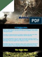 Game Develeopment Project - Myth of Math