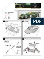 Aston Dbr9 Papermodel