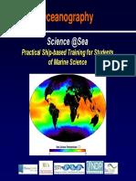 Science@Sea Oceanography