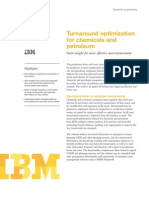 IBM Oil| Turnaround Management Solutions