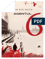 Tom Rob Smith - Agentul 6