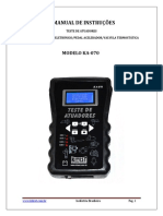 KA 010 Manual Kittest