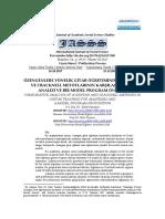 Özengenlere Yönelik Gitar Öğretiminde Aydıntan Ve Cracknell Metotlarının Karşılaştırılmalı Analizi Ve Bir Model Program Önerisi
