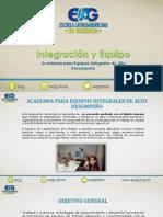 Integración y Equipo (PDF)