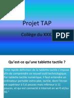 Projet TAP
