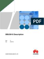 Huawei BBU3910 Description