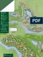 Saratoga Springs Treehouses Map