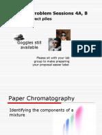 Paper Chromatography S13 Upload
