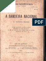 APB. Teixeira Mendes. a Bandeira Nacional