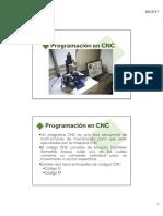 C10 - Programación CNC