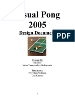 Pong 2005