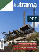 Revista de arquitectura  y diseño