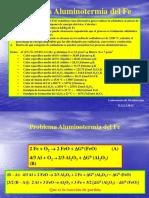 Aluminotermia Fe