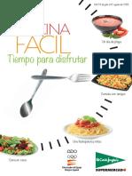 El Corte Inglés Cocina Fácil Tiempo Para Disfrutar