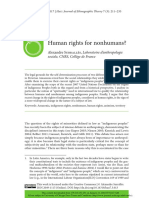 Human Rights for Nonhumans