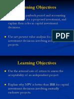 Bab 5 Pengurusan Kewangan 2 (Payback Period,NPV,IRR)