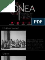 Presentacion Onea