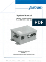Jastram Steering Control Amplifier