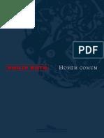Homem Comum - Philip Roth